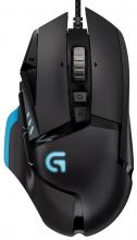 Геймърска мишка Logitech Gaming Mouse G502 Proteus Core