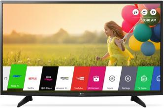 "Телевизор LG 43LH570V, 43"" LED Full HD TV, Smart"