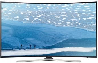 "Телевизор Samsung 40KU6172 40"" 4К CURVED LED TV"