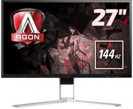 "AOC AGON AG271QX 27"", TN, 1 ms, 2560x1440, 144Hz"