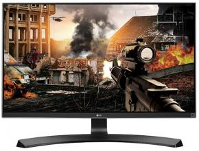 "Монитор LG 27UD68P-B, 27"" LED, IPS Cinema Screen, 3840x2160, FreeSync"