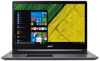 "UPGRADED Acer Aspire Swift 3 Ultrabook 15.6"" FHD, i7-7500U, 16GB RAM, 1TB HDD, GT MX150 2GB, Win 10, Сив"