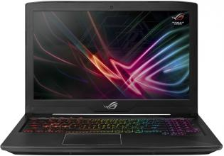 "ASUS ROG Strix GL503VS-EI012T, 15.6"" FHD IPS 144Hz, i7-7700HQ, 16GB RAM, 256GB SSD, 1TB HDD, GTX 1070 8GB, Win 10, Метален"