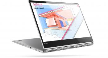 "UPGRADED Lenovo Yoga 920 (80Y7005DBM) 13.9"" 4K IPS Touch, i7-8550U, 8GB RAM, 1TB SSD, Win 10, Сребрист"