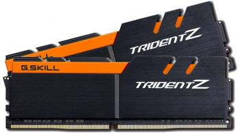 G.Skill Trident Z 32GB DDR4 3200MHz Black/Orange