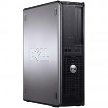 Двуядрен Dell Optiplex 360 Desktop, E7500, 4GB RAM, 80GB HDD, ATI HD 5450