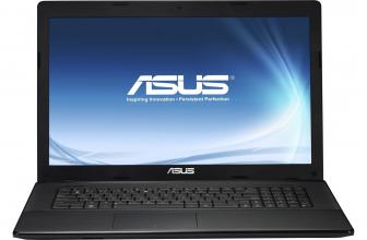 ASUS X751LD-TY062D, Intel Core i3-4010U 1.70GHz - Черен