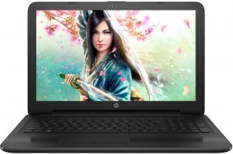 "HP 255 G5 (W4M47EA) 15.6"" FHD, AMD A6-7310, 4GB RAM, 500GB HDD, Черен"