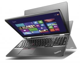 Ултрабук Lenovo ThinkPad Yoga 15, Intel Core i3-5010U (2.1GHz) 20DQ0023BM