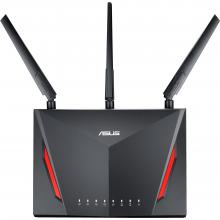 Геймърски рутер ASUS RT-AC86U AC2900 Dual Band Gigabit WiFi Gaming Router