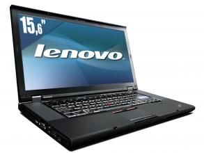 Lenovo ThinkPad T510, Intel i5-520M, 4GB, 320GB, Quadro NVS3100, (1366 x 768)