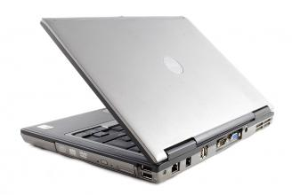"Двуядрен лаптоп Dell Latitude D620 14.1"" T5600/2GB/60GB HDD Nvidia 110M"