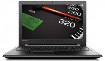 "Lenovo IdeaPad 300-15ISK (80Q7002VBM) 15.6"" HD, Intel Core i5-6200U, 8GB RAM, 1TB HDD, AMD R5 M330, Черен"