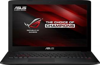 ASUS ROG GL552VW-CN211D, Intel Core i7-6700HQ (up to 3.50GHz) 8GB RAM, 1TB HDD, GTX 960M 2GB