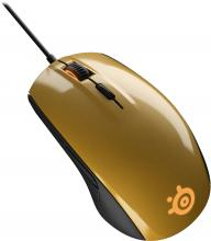 Геймърска мишка SteelSeries Rival 100 Alchemy Gold
