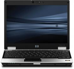 "HP EliteBook 2530p, 12.1"", SL9400, 2GB RAM, 120GB HDD, Cam"