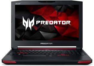 Геймърски лаптоп Acer Predator G9-592, Intel Core i7-6700HQ (up to 3.50 GHz) 16GB DDR4, 1TB HDD, nVidia GTX 970M 6GB DDR5, NX.Q0SEX.001