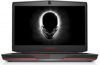 "Dell Alienware 17 R4 (5397064033491) 17.3"" IPS UHD, Intel Core i7-7700HQ, 16GB DDR4, 512GB SSD+1TB HDD, GTX 1070M, Win 10, Черен"