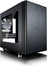 Компютърна кутия Fractal Design DEFINE R5 Blackout Edition Window