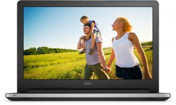 "Dell Inspiron 5558 (DI5558I341ICUBWCIS3-14) 15.6"", i3-5005U, 4GB RAM, 1TB HDD, Intel HD Graphics 5500, Бял лъскав"