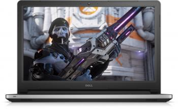 "Dell Inspiron 5559, 15.6"", i7-6500U, 8GB RAM, 1TB HDD, AMD R5 M335, Бял лъскав"