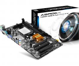 Дънна платка ASROCK N68-GS4/USB3 FX /AM3+