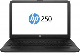 "HP 250 G5 (W4N47EA) 15.6"", i3-5005U, 4GB RAM, 128GB SSD, Intel HD Graphics 5500, Windows 10 Pro, Черен"