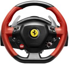 Волан с педали Thrustmaster Racing Ferrari 458 Spider