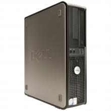 Двуядрен DELL Optiplex 755 Desktop, E7400, 2GB RAM, 80GB HDD