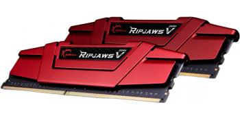 G.Skill Ripjaws V 16GB DDR4 3000MHz Red