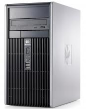 Двуядрен HP Compaq DC5800 Tower, E8400, 4GB RAM, 250GB HDD