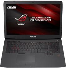 "UPGRADED ASUS ROG G751JY-T7450T. 17.3"" FHD, i7-4750HQ, 16GB RAM, 2TB HDD, GTX980M, Win 10"