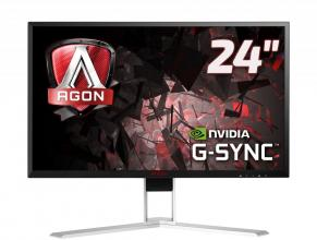 "AOC AGON AG241QG, 23.8"" TN LED, 1 ms, 2560x1440, 165Hz"
