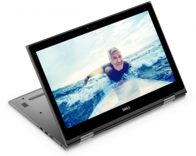 "Dell Inspiron 5578 (5397063955756) 15.6"" Touch FHD, i5-7200U, 8GB DDR4, 256GB SSD, Win 10, Сив"
