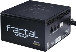 Захранващ блок Fractal Design 450W INTEGRA M/BLACK