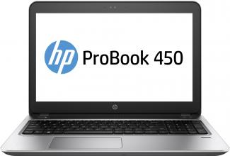 "UPGRADED HP ProBook 450 G4 (Y8A36EA) 15.6"" FHD, i5-7200U, 8GB DDR4, 128GB SSD, 1TB HDD, GF 930MX 2GB, Сребрист"