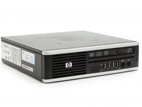 Двуядрен HP Compaq Elite 8000 USDT, E8400, 4GB RAM, 250GB HDD