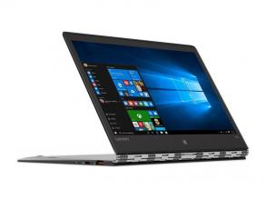 "Lenovo Yoga 900S-12ISK (80ML008MBM) 12.5""  IPS Touch , Intel Core M7 6Y75, 8GB RAM 512 GB SSD, Intel HD, Win 10, Сив"