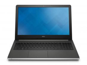 "Dell Inspiron 5555, AMD A10-8700P Quad-Core (up to 3.20GHz, 4MB), 15.6"" HD (1366x768) LED Backlit Truelife, HD Cam, 8192MB 1600MHz DDR3L, 1TB HDD, DVD+/-RW, AMD Radeon R6 M345DX 2GB DDR3, 802.11n, BT 4.0, Backlit Keyboard, Linux, Silver"