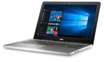 "Dell Inspiron 5567 (5397063993901) 15.6"" HD LED Glare, Intel Core i3-6006U, 4GB DDR4, 1TB HDD,R7 M445 2GB,HD Cam, Linux, Бял"