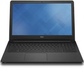 "Dell Vostro 3568 15.6"" HD, i5-7200U, 4GB, 1TB HDD,Intel HD Graphics 620, HD Cam, Linux, Черен"