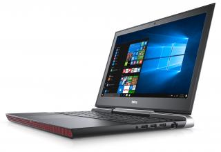 "Dell Inspiron 7566 (5397063956333) 15.6"" FullHD, i5-6300HQ Quad-Core, 8GB RAM, 1TB HDD, NVIDIA GeForce GTX 960M 4GB GDDR5, Windows 10, Черен"