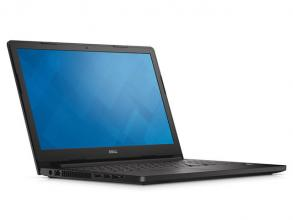 "Dell Latitude 3570 15.6"" FHD, Intel Core i5-6200U, 8GB RAM, 1TB HDD, Intel HD 520, Ubuntu, Черен"