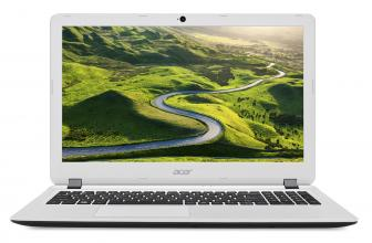 "ACER ES1-533-C6PH 15.6"" HD, Celeron N3350, 4GB, 1TB HDD, Intel HD 500, Linux, Бял NX.GFVEX.004"