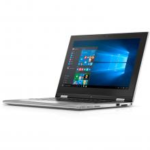 "DELL Inspiron 3148, 11.6"" IPS Touch, i3-4030U, RAM 4GB, 500GB HDD, HD Graphics, Windows 10 Home, Сребрист"