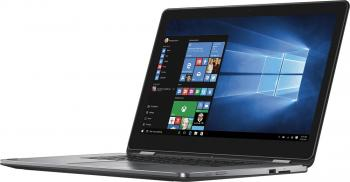"DELL Inspiron 7568 15.6"" Touch, i7-6500U, RAM 8GB, 1TB HDD, Windows 10 Home, Черен (DI7568FHDI71IBWNBD2-14)"