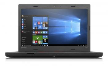 "Lenovo ThinkPad L460 (20FUS06500) 14"" HD, i5-6200U, RAM 4GB, 500GB HDD, Intel HD 520, Черен"