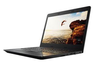 "Lenovo ThinkPad Edge E470(20H1004VBM/2) 14.0"" FHD IPS, i7-7500U, 8GB RAM, 256GB SSD, GF 940MX 2GB, Win 10 Pro, Черен"