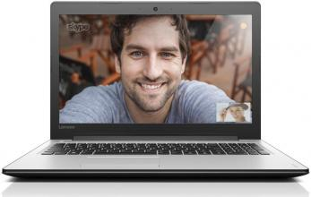 "Lenovo IdeaPad 310-15IAP (80TT003ABM) 15.6"", N3350, 4GB DDR4, 1TB HDD, Intel HD Graphics 500, Бял"