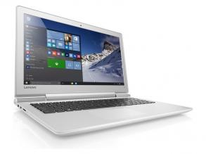 "Lenovo IdeaPad 700-15ISK(80RU00SKBM) 15.6"" IPS AG FHD, Intel Core i5-6300HQ, 8GB DDR4, 1TB HDD, GTX 950M, Бял"
